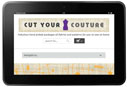 ecommerce internet site for Cut Your Couture