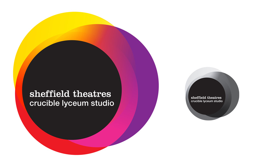 Sheffield Theatres brand identity