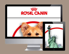 Royal Canin website